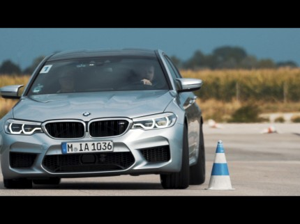 Trailer BMW Driving Academy